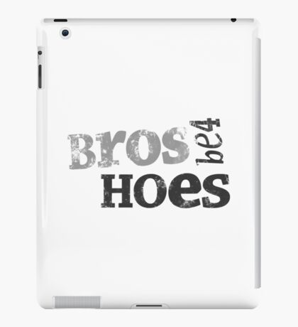 HIMYM - Bros Be4 Hoes iPad Case/Skin