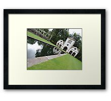 A Matter of Perspective Framed Print
