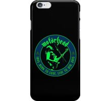 Motorhead (Born to lose) Colour iPhone Case/Skin
