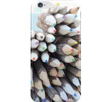 Colours Piled iPhone Case/Skin