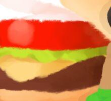 Smash Food - Burger Boys Sticker