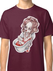 Bloody Bath Classic T-Shirt