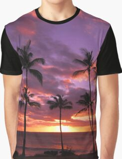 The Sunset Graphic T-Shirt