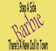 Step aside Barbie!! Baby Tee