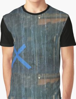 X Marks the Spot Graphic T-Shirt