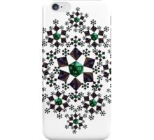 Dice Snowflake iPhone Case/Skin