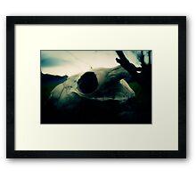 Left Behind - 3 Framed Print