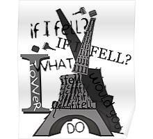 SKYFALL I FELL Poster