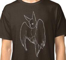 Flyin' Bunny (white) T-shirt Classique