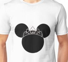 Princess Minnie in Disguise Unisex T-Shirt