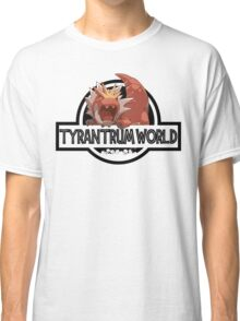 Tyrantrum World Classic T-Shirt