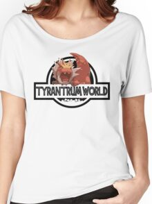 Tyrantrum World Women's Relaxed Fit T-Shirt
