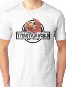 Tyrantrum World Unisex T-Shirt