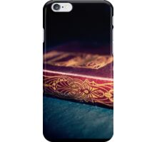 Tale of Intrigue iPhone Case/Skin