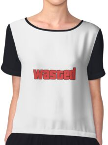 Wasted Chiffon Top