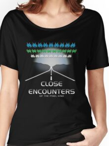 Close Encounters of the Pixel Kind Women's Relaxed Fit T-Shirt
