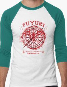 Fuyuki fate stay night university Men's Baseball ¾ T-Shirt
