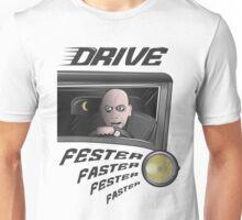 Uncle Fester, Faster Unisex T-Shirt