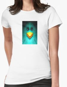Pretty Bird, Such A Pretty Bird Womens Fitted T-Shirt