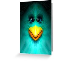 Pretty Bird, Such A Pretty Bird Greeting Card