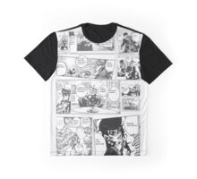 JoJo's Bizarre Adventure: Diamond is Crash Graphic T-Shirt