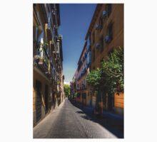 Old Quarter of Madrid Kids Tee