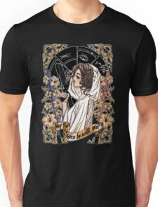 The force of the Princess Leia Unisex T-Shirt