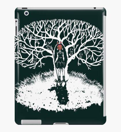 Forest keeper iPad Case/Skin