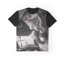 there he is Graphic T-Shirt