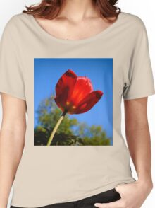 Red Tulip Women's Relaxed Fit T-Shirt