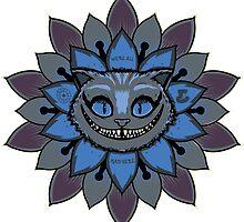 Cheshire Mandala by piercek26