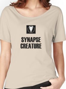 Synapse Creature Women's Relaxed Fit T-Shirt