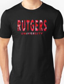 Rutgers University T-Shirt