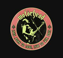 Motorhead (Born to lose) Vintage Unisex T-Shirt