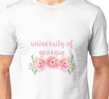 University of Georgia Unisex T-Shirt