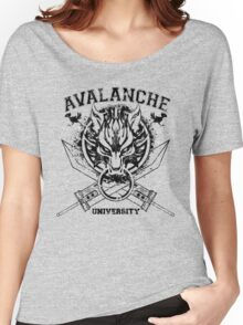 Avalanche University FVII v2 Women's Relaxed Fit T-Shirt
