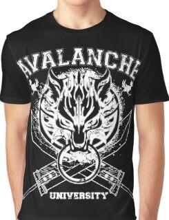 Avalanche University FVII Graphic T-Shirt