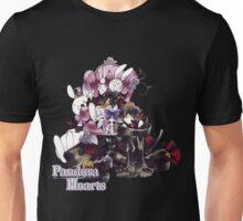 Cheshire with Pandora Hearts logo Unisex T-Shirt