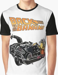 Back To The Banana v2 Graphic T-Shirt