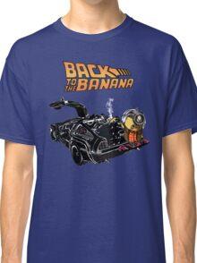 Back To The Banana v2 Classic T-Shirt