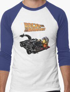 Back To The Banana v2 Men's Baseball ¾ T-Shirt