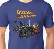 Back To The Banana v2 Unisex T-Shirt