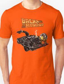 Back To The Banana v2 Unisex T-Shirt