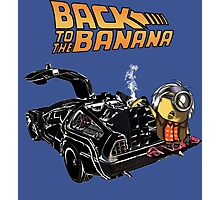 Back To The Banana v2 Photographic Print