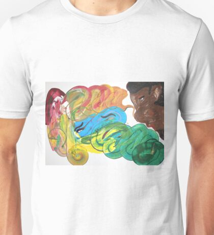 Gedankenvielfalt Unisex T-Shirt