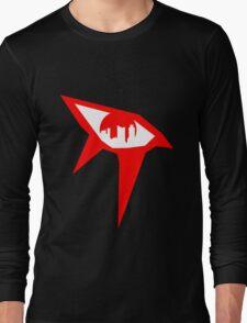 Mirror's Edge - Red Long Sleeve T-Shirt