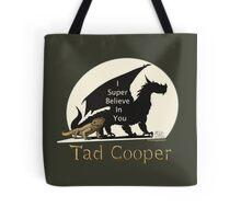 Galavant: I Super Believe In You Tad Cooper V2 Tote Bag