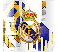 Real Madrid the Winner Poster
