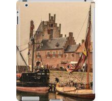 Classic Boats iPad Case/Skin