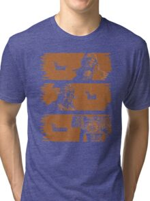 The Bear, The Bull, The House Tri-blend T-Shirt